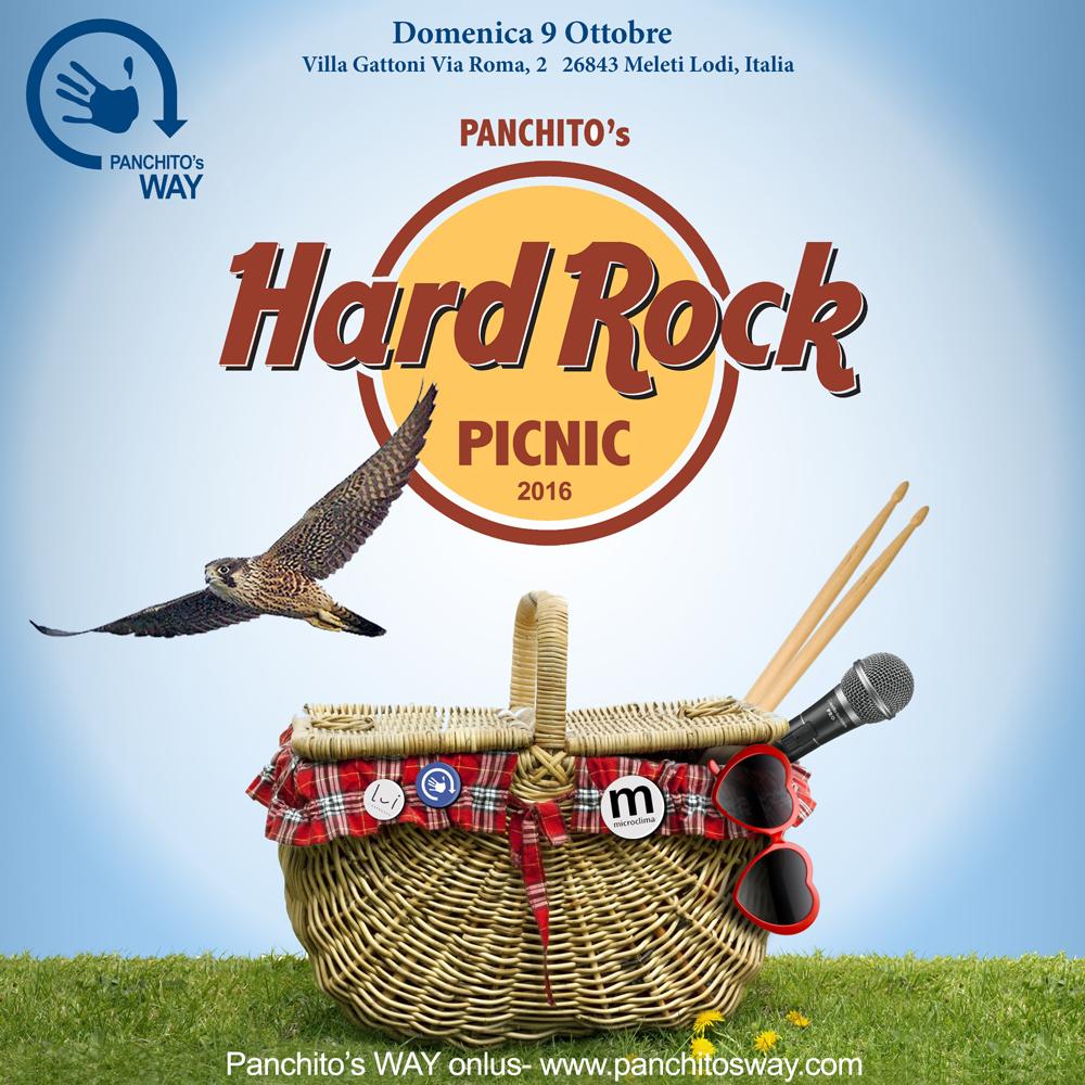 Panchito's Hard Rock picnic