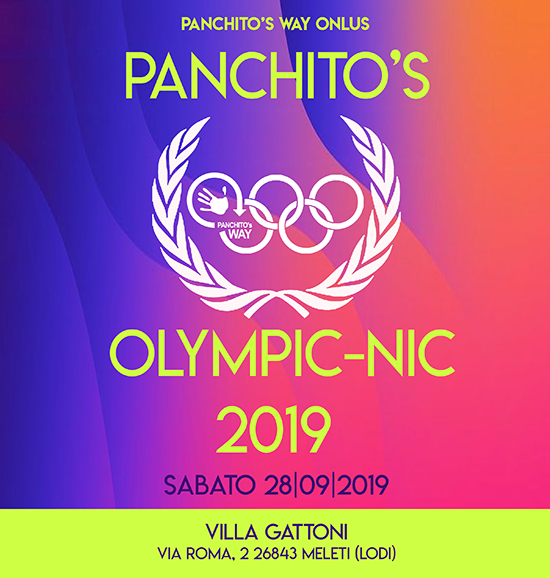 Panchito's Olympic Nic 2019